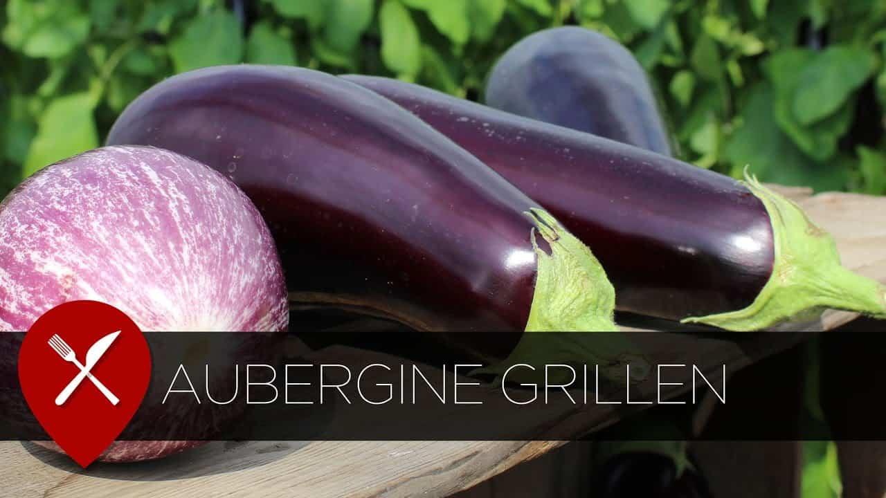Hoe grill je een aubergine? | Lisa van Cuijk