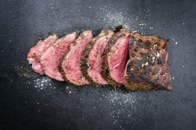 Chateaubriand met bearnaisesaus