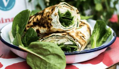 gezonde wrap recepten