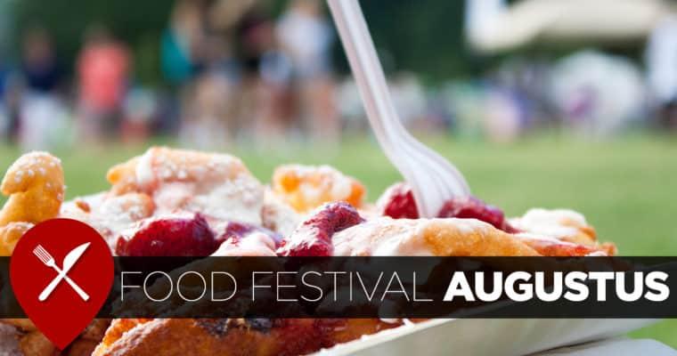 Food festival agenda – augustus 2018